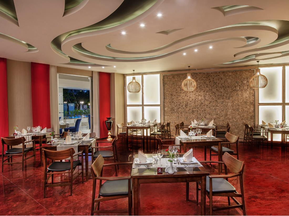 Sakura (A'la Carte) - Restaurants - Food & Beverage - Botanik Platinum