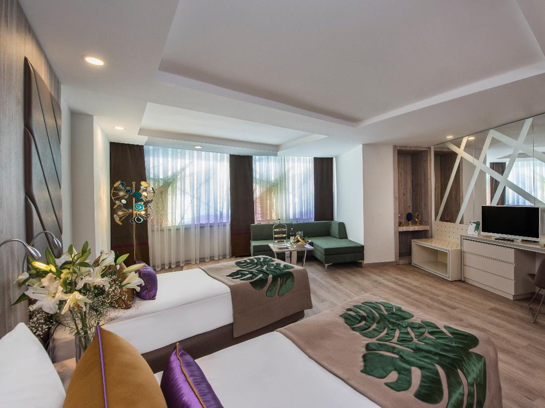 Be Family B (Family Suite) - Accommodation - Delphin Be Grand Resort