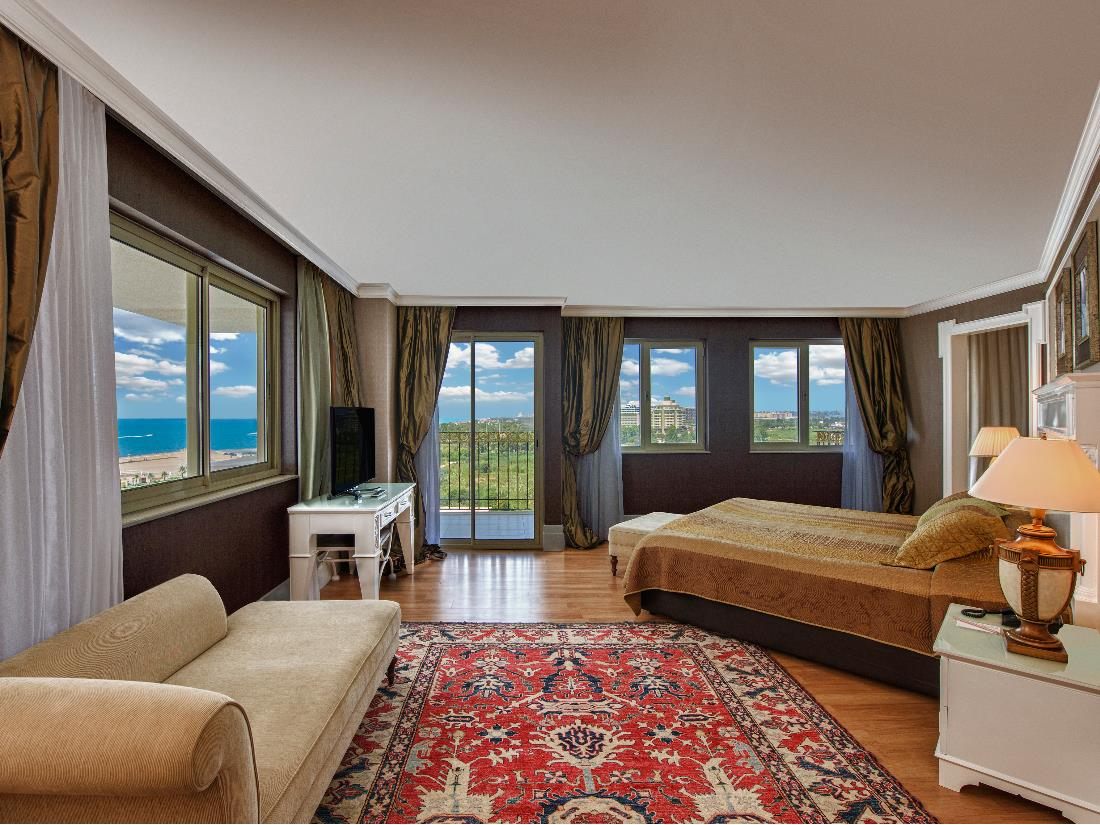 Presidential Suite - Accommodation - Delphin Diva