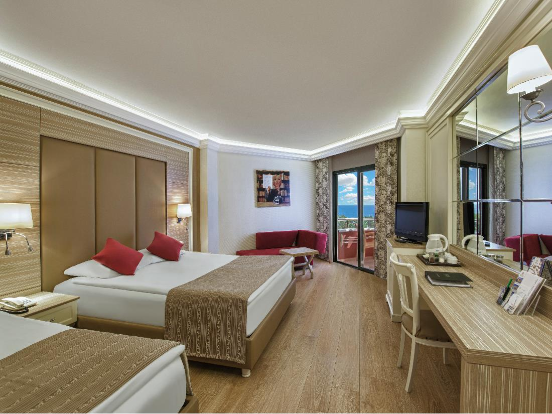 Standard Sea View Room - Accommodation - Delphin Deluxe