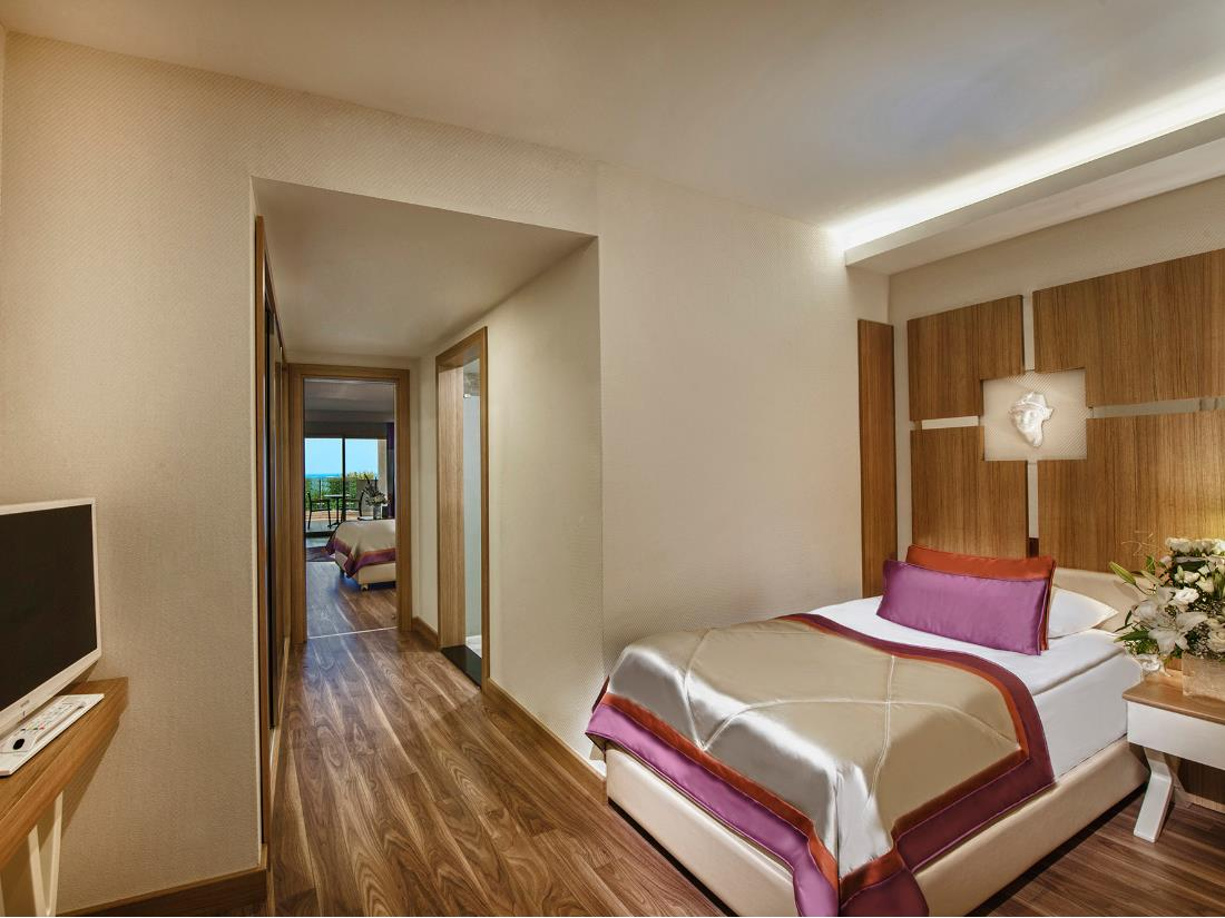 Family Room - Accommodation - Botanik Hotel & Resort