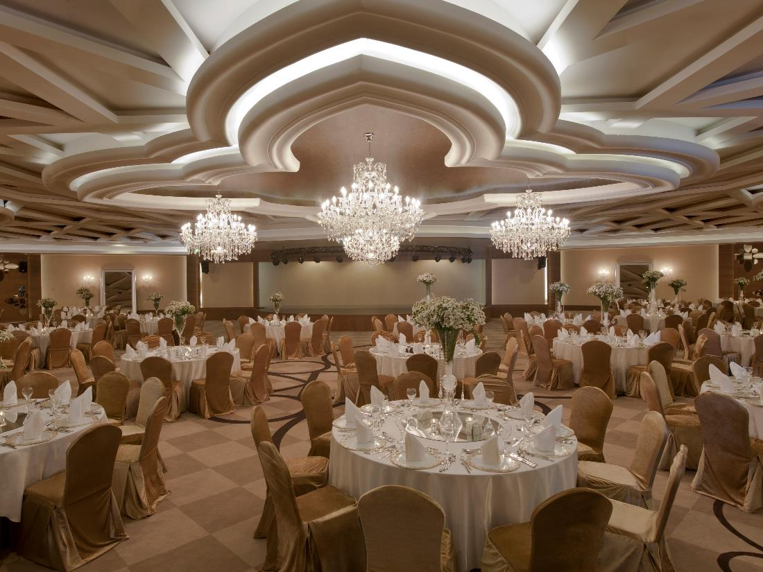 Ballroom / Meeting Rooms - Activities & Entertainment - Delphin Imperial