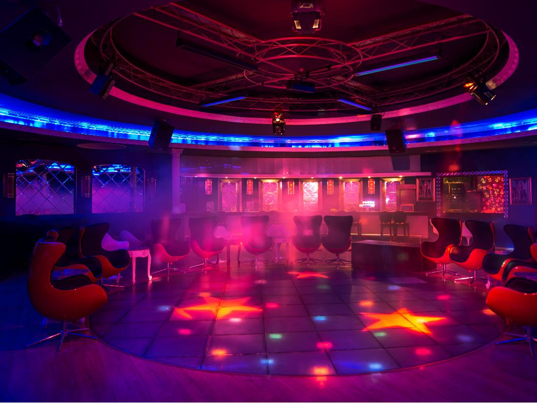 Disco - Bars - Food & Beverage - Delphin Palace